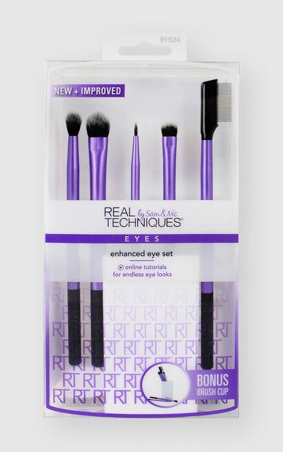 Real Techniques - Enhanced Eye Set , , hi-res image number null