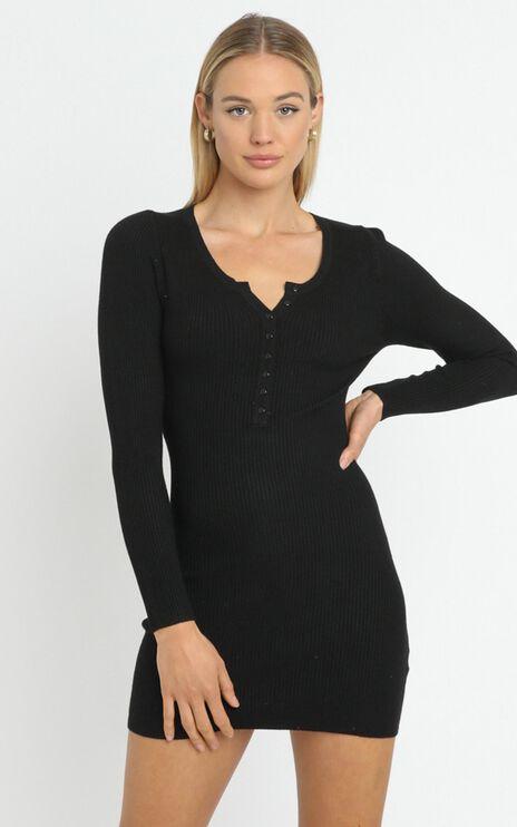 Amaris Dress in Black