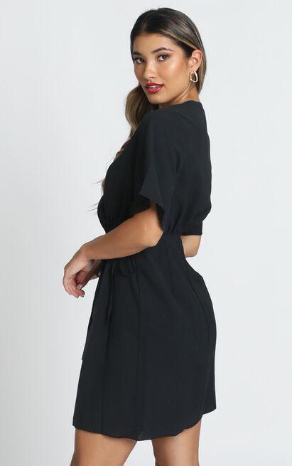 New Memo Dress in black - 20 (XXXXL), Black, hi-res image number null