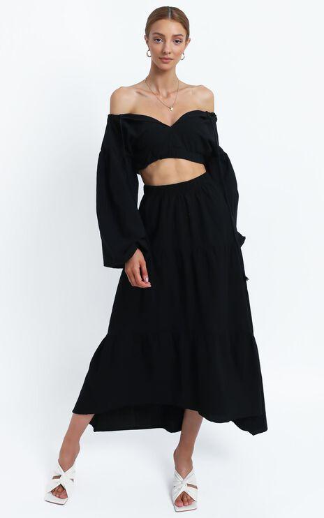 Bohan Skirt in Black