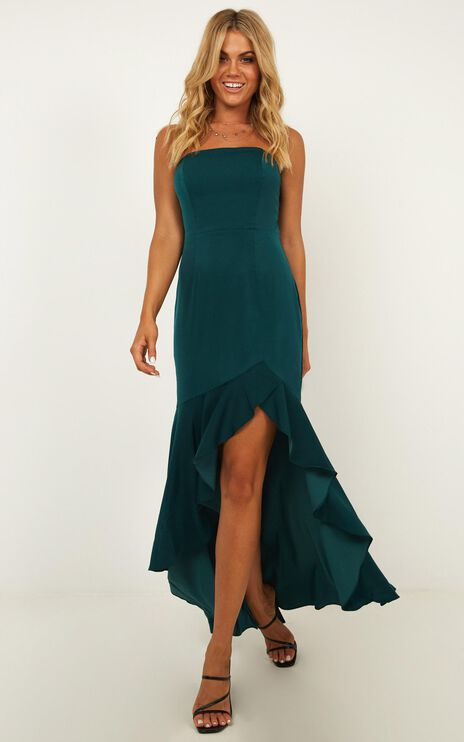 Need To See You Dress In Emerald