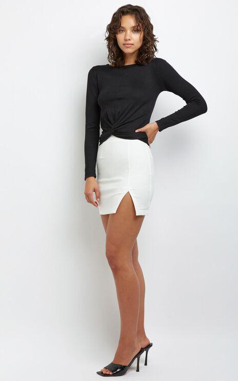 Shanay Knit in Black