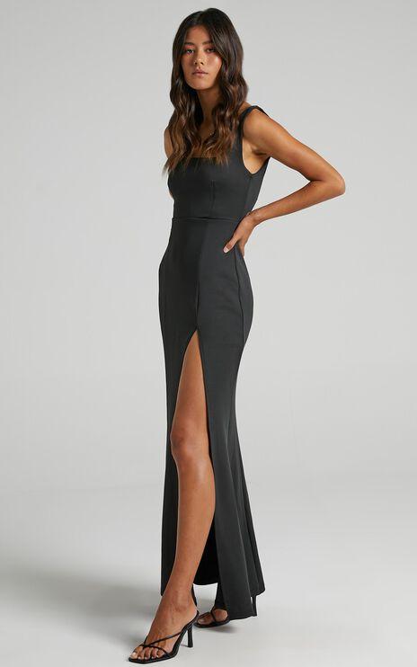 Raquelle Dress in Black