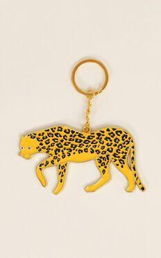 Doiy - Oversized Keyring - Leopard