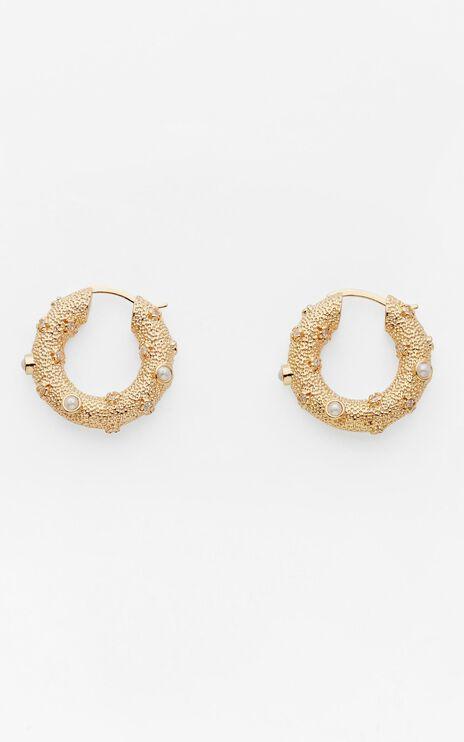 Reliquia - Castela Hoops in Gold