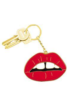 Doiy - Oversized Keyring - Lips