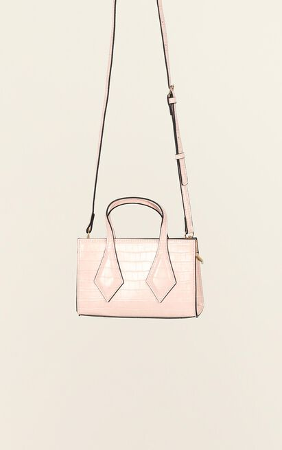 Wake The City Micro Bag In Baby Pink, , hi-res image number null