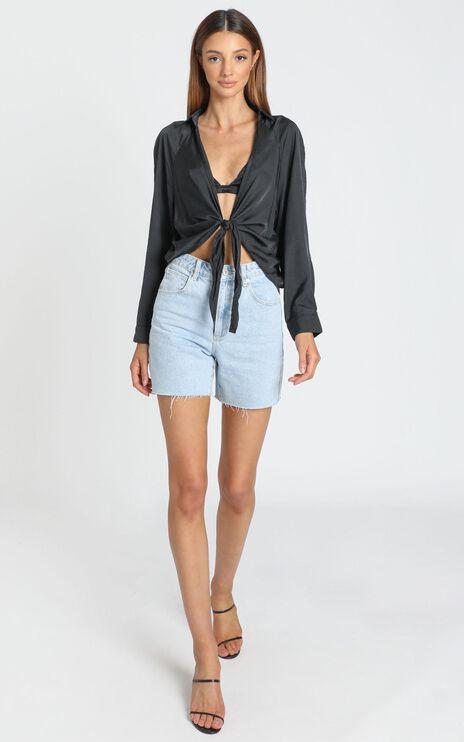 Elish Shirt in Black