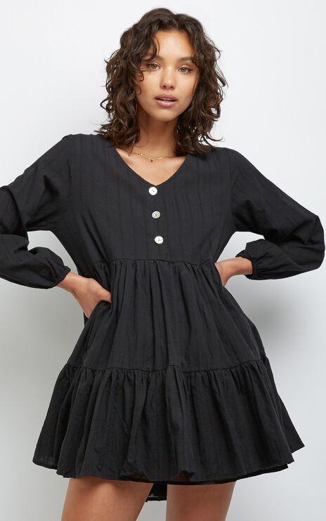 Chester Dress in Black