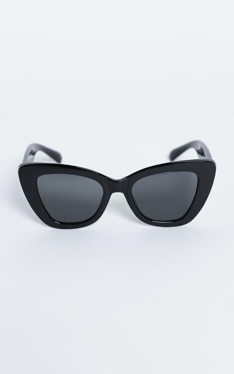 Reality Eyewear - Mulholland Sunglasses in Black