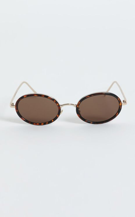 Reality Eyewear - Orbital Sunglasses in Turtle