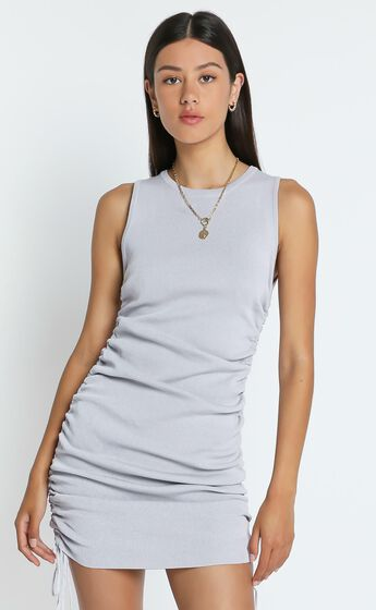 Lioness - Military Minds Dress in Dusty Purple