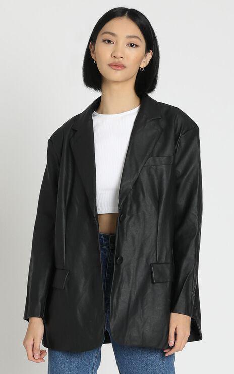 Tasya Blazer in Black