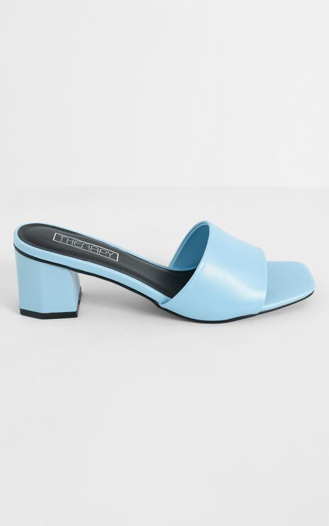 Therapy - Nyla Heels in Blue