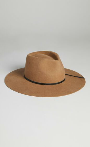 Ace Of Something - Bronco Hat in Camel