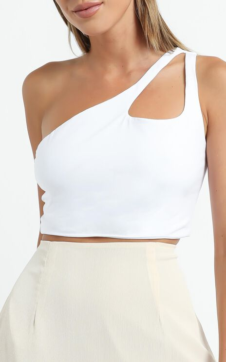 Lilijana Top in White