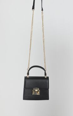 Peta and Jain - Preston Bag In Black