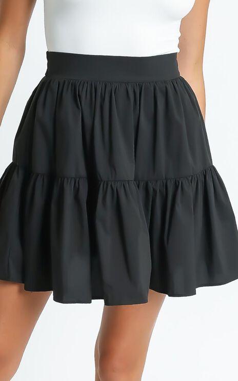 Elanna Skirt in Black