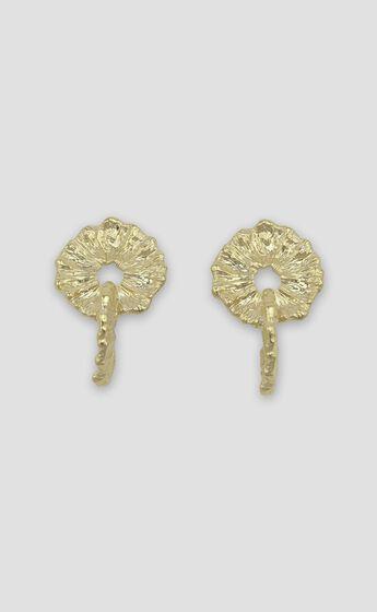 Jolie & Deen - Sue Earrings in Gold