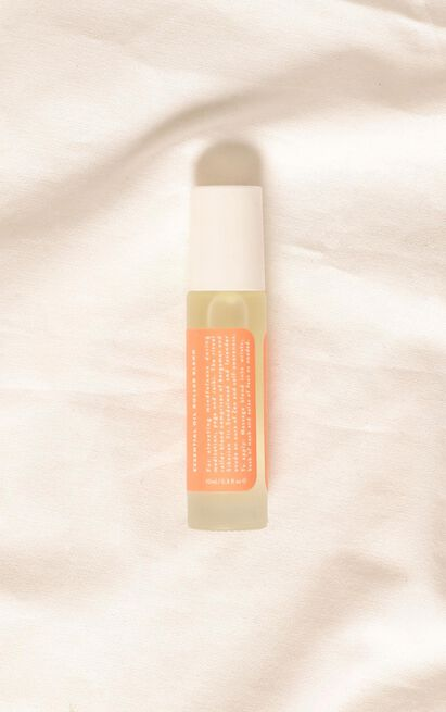Courtney + Babes - Ritual Wellness Roller 10ml, Orange, hi-res image number null