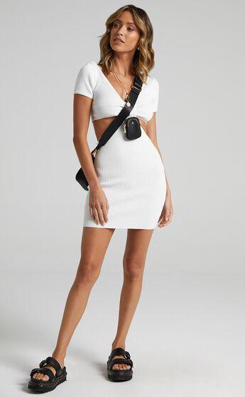 Cohen Dress in White