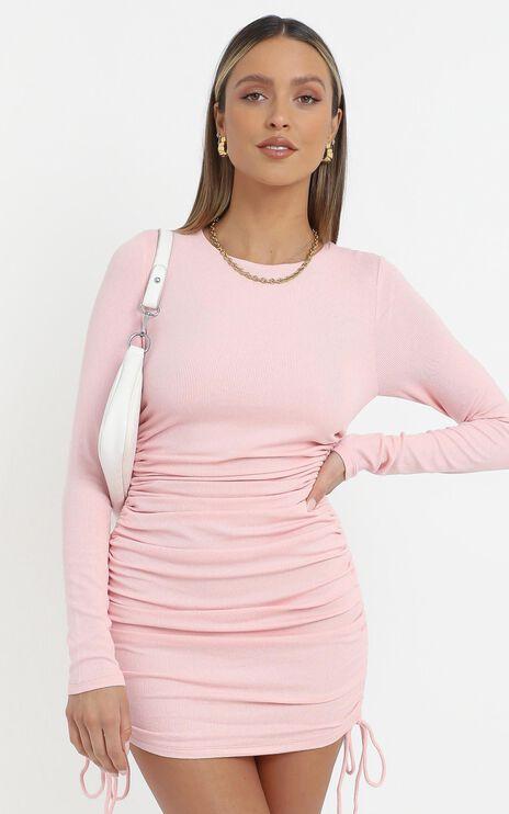 Nisha Dress in Pink