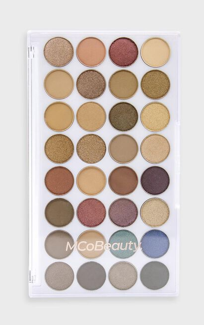 McoBeauty x Tayla Damir - Mega Eye Shadow Palette, , hi-res image number null