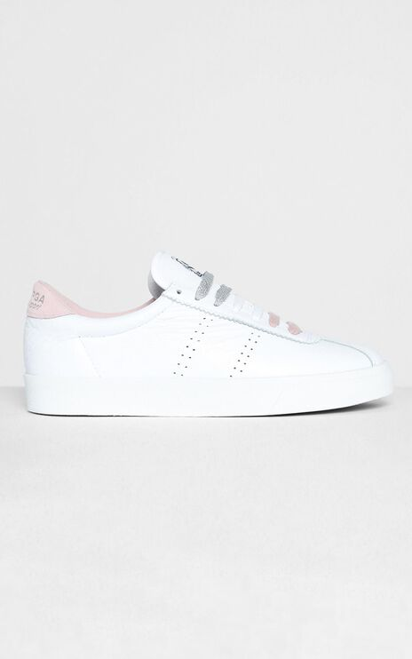 Superga - 2843 Clubs Comfleasueu Sneakers in Pink Pale