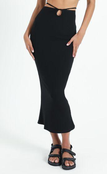 Nathalia Skirt in Black