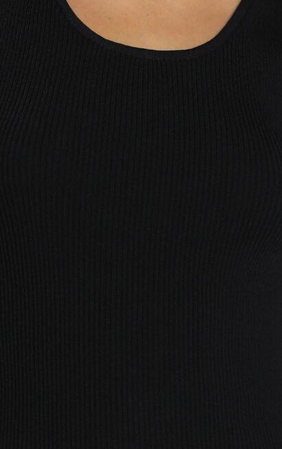 Essex Dress in black - 8 (S), Black, hi-res image number null