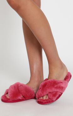 EMU Australia - Mayberry Slippers In Berry