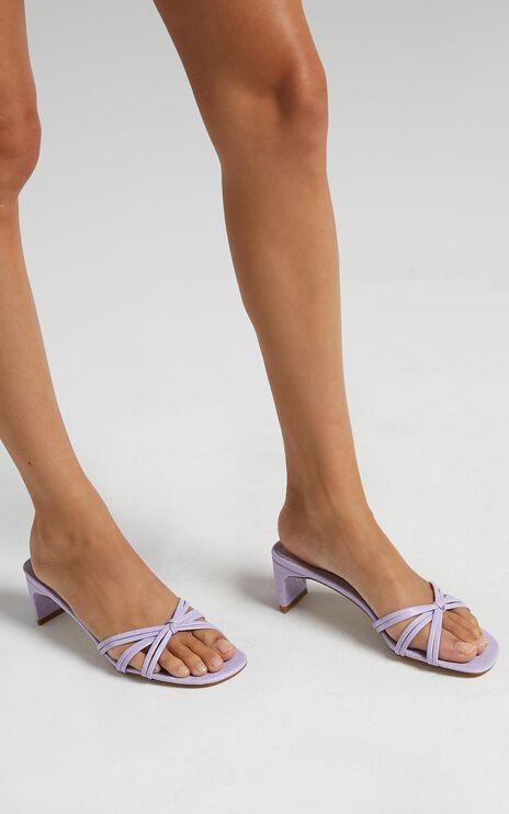 Billini - Siana Heels in Lilac Croc