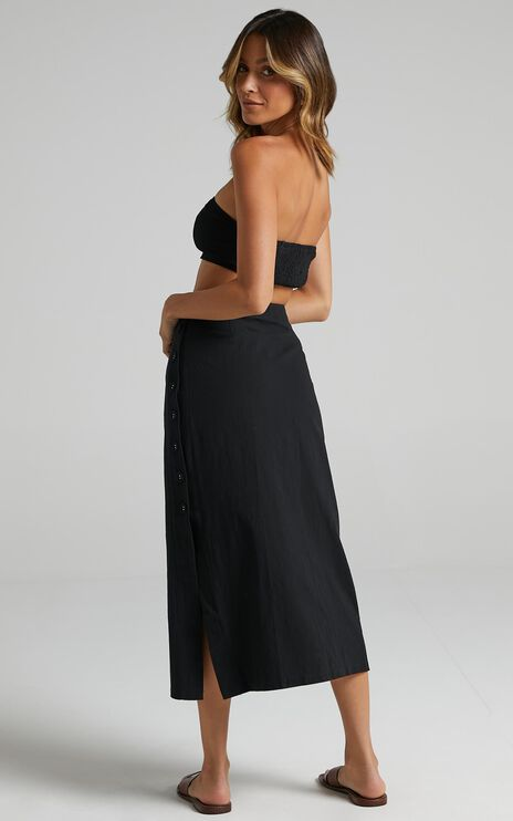 Andra Two Piece Set in Black
