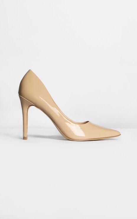 Verali - Harold Heels In Nude Patent