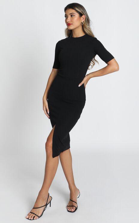 Tall Tales Dress In Black