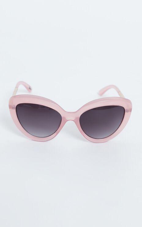 Reality Eyewear - Newmar Sunglasses in Pink