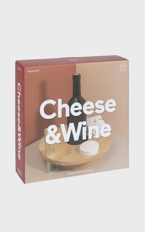 Doiy - Cheese & Wine Board