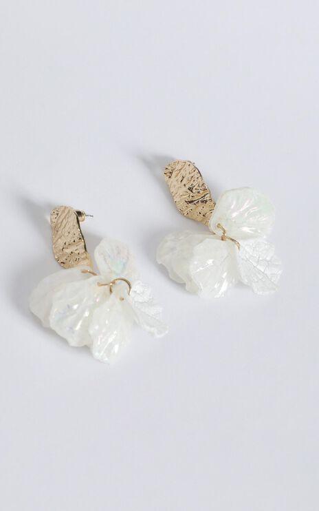 JT Luxe - Callie Drop Earrings in Gold