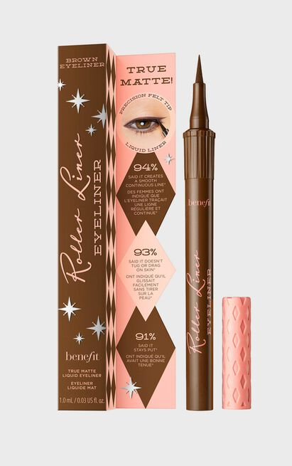 Benefit Cosmetics - Roller Liner - Brown, Brown, hi-res image number null