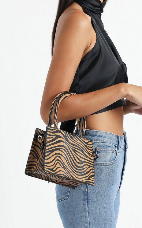 Georgia Mae - The Nirvana Bag in Tiger