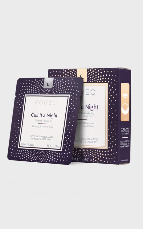 Foreo - UFO Mask Call It a Night - Pack of 7