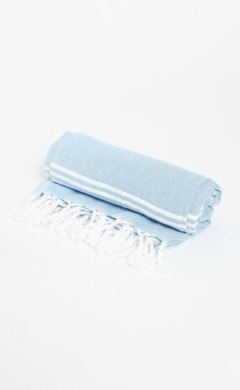 Rochella Turkish Towel in Blue