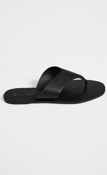 Billini - Gray Sandals in Black