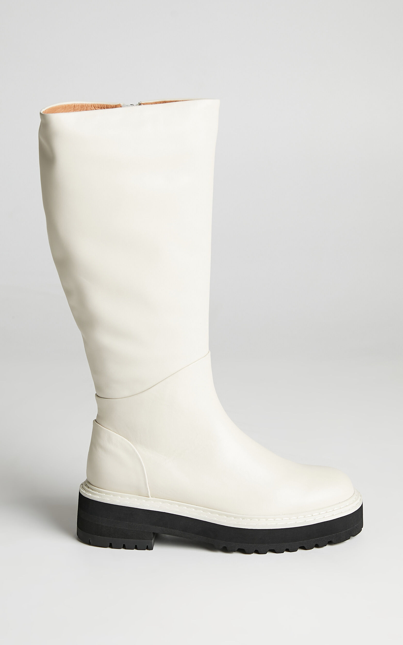 Alias Mae - Rohan Boots in Bone Leather - 10.5, WHT2, super-hi-res image number null
