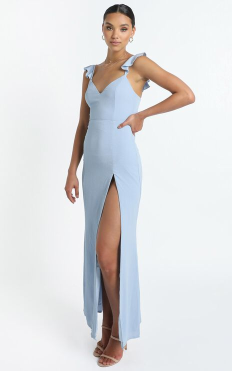 More Than This Dress in Light Blue