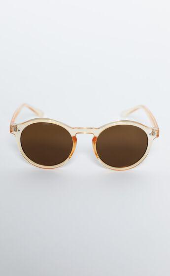 Reality Eyewear - Hudson Sunglasses in Champagne