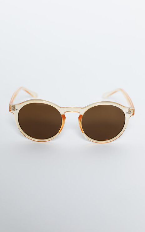Reality Eyewear - Hudson Sunglasses in Champagne