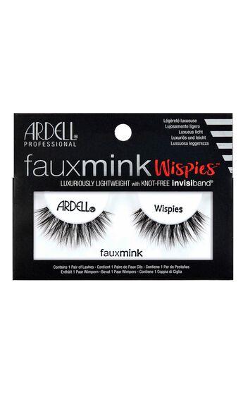 Ardell - Faux Mink Wispies in Black
