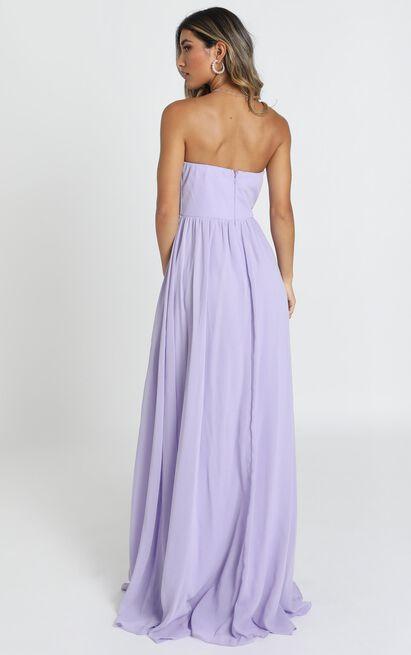 Harper maxi dress in lavender - 12 (L), Purple, hi-res image number null