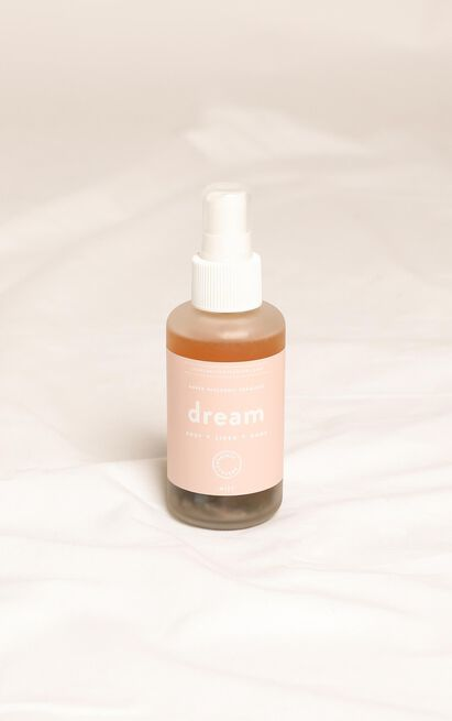Courtney + Babes - Dream Mist 100ml, Pink, hi-res image number null